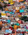 Quirky Town in Mexico